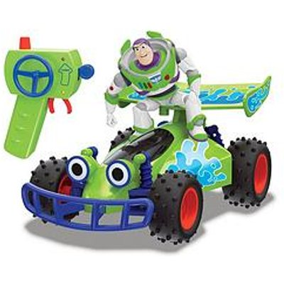 Toy Story Buzz Lightyear Rc Turbo Buggy