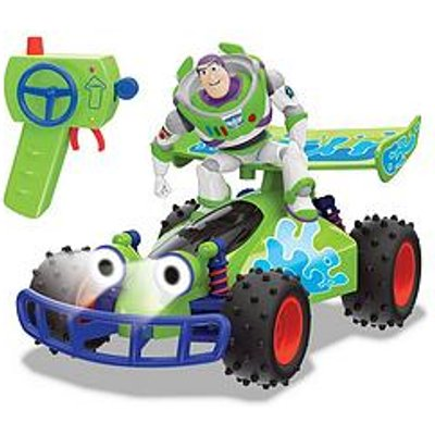Toy Story Buzz Lightyear Rc Crash Buggy