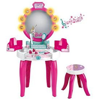 Barbie Barbie Beauty Studio With Lights And Sounds