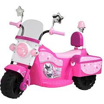 Evo Battery Operated Princess Trike
