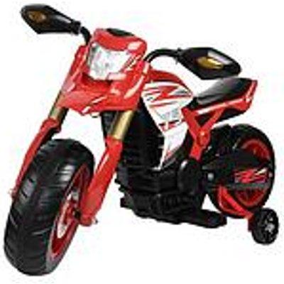 Evo Battery Operated Rally Motorbike