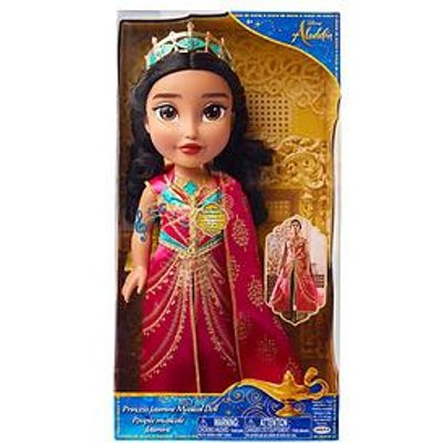 Disney Aladdin Jasmine Feature Doll