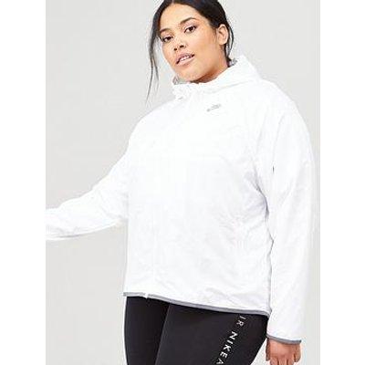 Nike Sportswear Jacket (Curve) - White
