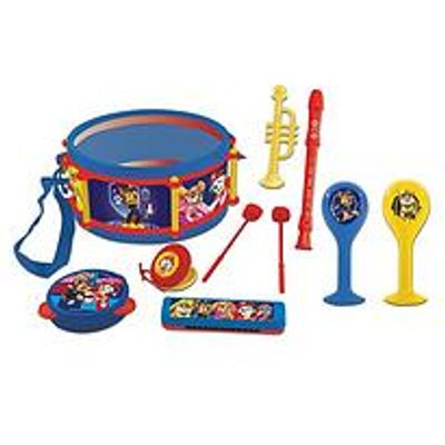 Lexibook Paw Patrol 7 Pcs Musical Instruments Set