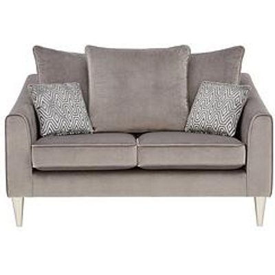Laurence Llewelyn-Bowen Apollo Fabric 2 Seater Scatter Back Sofa