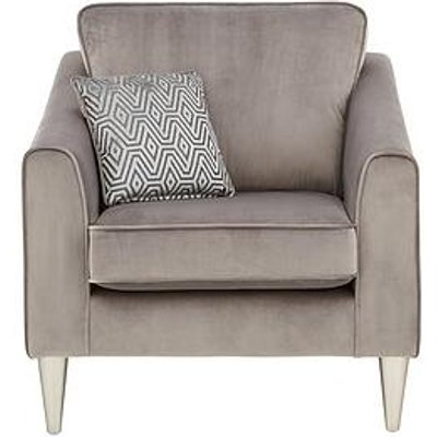 Laurence Llewelyn-Bowen Apollo Fabric Armchair