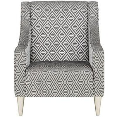 Laurence Llewelyn-Bowen Apollo Fabric Accent Chair