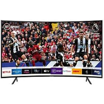 Samsung Ue49Ru7300Kxxu (2019) 49 Inch, Curved Ultra Hd, 4K Certified Hdr Smart Tv