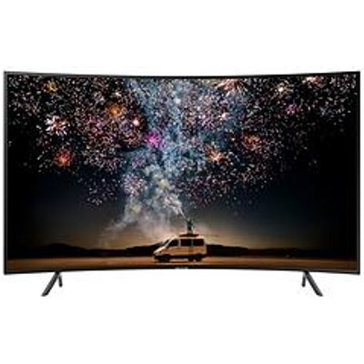 Samsung Ue55Ru7300Kxxu (2019) 55 Inch, Curved Ultra Hd, 4K Certified Hdr Smart Tv