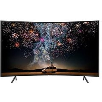 Samsung Ue65Ru7300Kxxu (2019) 65 Inch, Ultra Hd, 4K Certified Hdr Smart Curved Tv