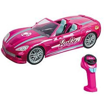 Barbie Dream Rc Car