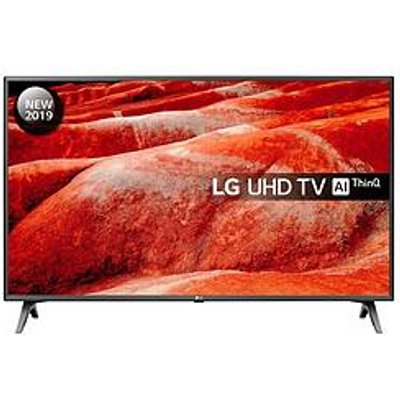 Lg Lg 43Um7500Pla 43 Inch 4K Active Hdr Uhd Tv With Advanced Colour Enhancer