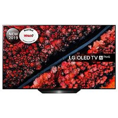 Lg Oled55B9Pla 55 Inch Oled 4K Ultra Hd Hdr Smart Tv Freeview Play Freesat Hd