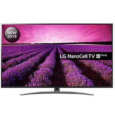 Lg 75Sm8610Pla 75 Inch 4K Ultra Hd Hdr Smart Nanocell Led Tv Freeview Play Freesat Hd