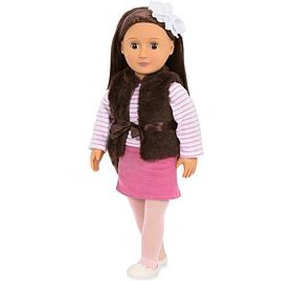 Our Generation Sienna 18-Inch Doll