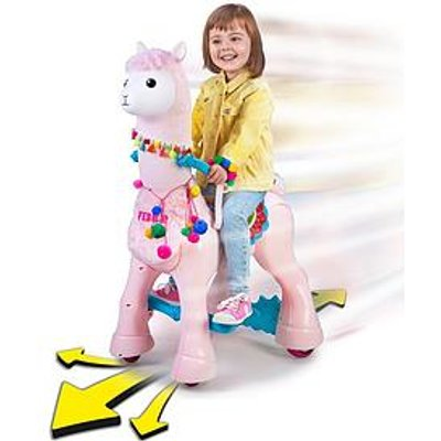 Feber My Lovely Llama 12V Battery Operated Ride On