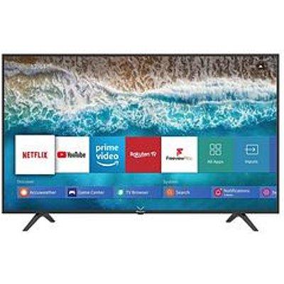 Hisense Hisense H50B7100Uk 50 Inch 4K Ultra Hd, Hdr, Freeview Play Smart Tv