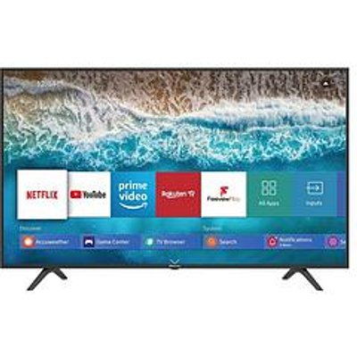 Hisense Hisense H55B7100Uk 55 Inch 4K Ultra Hd, Hdr, Freeview Play Smart Tv