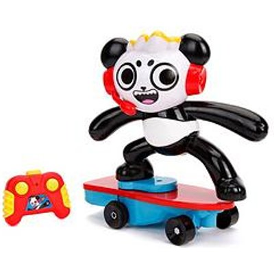 Ryan'S World Ryans World Skateboard Stunt Panda