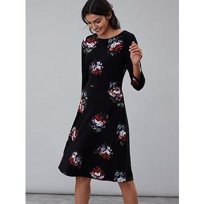 Joules Shay Jersey Print Dress