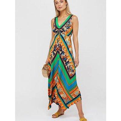Monsoon Gemima Print Jersey Dress