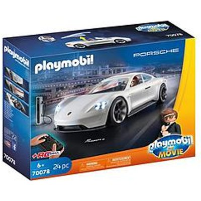 Playmobil Playmobil 70078 The Movie Porsche Mission E