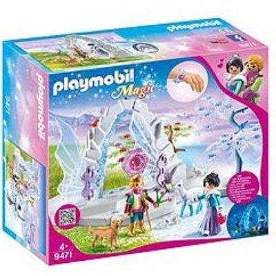 Playmobil Playmobil 9471 Magic Crystal Gate To The Winter World