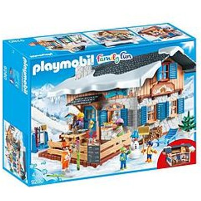 Playmobil 9280 Action Ski Lodge
