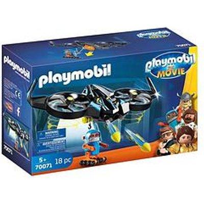 Playmobil Playmobil 70071 The Movie Robotitron With Drone