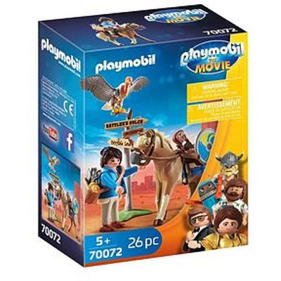 Playmobil Playmobil 70072 The Movie Marla With Horse