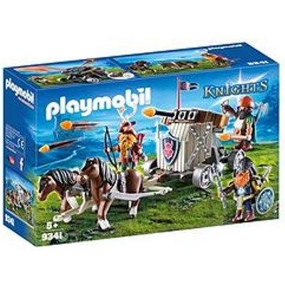 Playmobil Playmobil 9341 Knights Horse-Drawn Dwarf Ballista