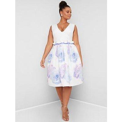 Chi Chi London Curve Chi Chi London Curve Brienne 2-In 1 Dress
