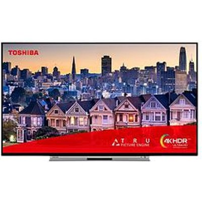 Toshiba Toshiba 43Ul5A63Db, 43 Inch, 4K Ultra Hd, Hdr, Freeview Play, Smart Tv