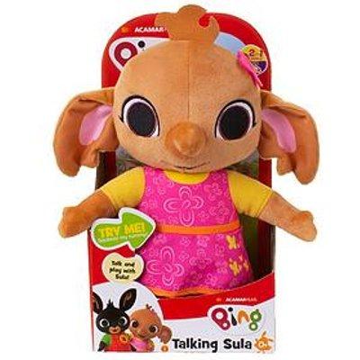 Bing Talking Sula Soft Toy