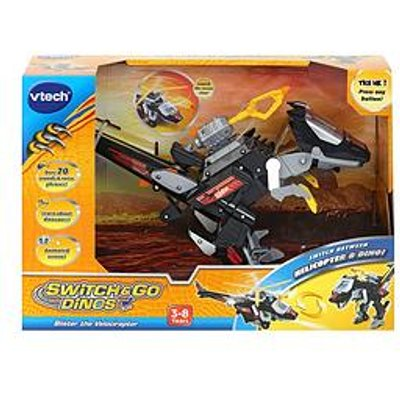 Vtech Switch & Go Dinos Commander Blister The Velociraptor
