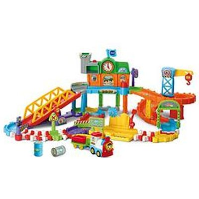 Vtech Toot Toot Drivers Train Set