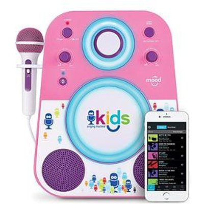 The Singing Machine Bluetooth Sing Along Machine