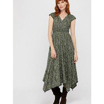 Monsoon Tina Jersey Print Dress