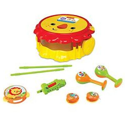 Fisher-Price Fisher Price Lion Musical Band Set