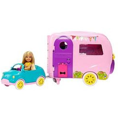 Barbie Chelsea Club Camper