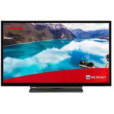 Toshiba Toshiba 24Wl3A63Db, 24 Inch, Hd Ready, Freeview Play, Smart Tv