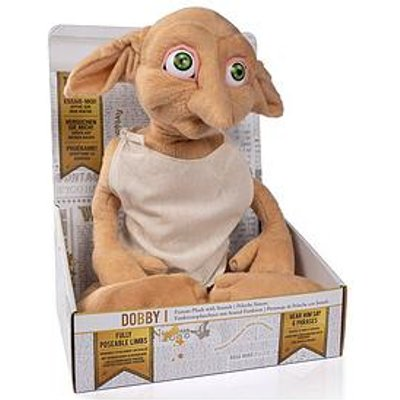 Harry Potter Dobby Feature Plush With Animatronic Sound