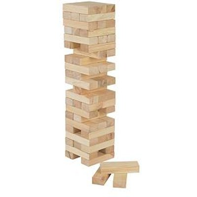 Toyrific Garden Games Giant Stack N' Fall