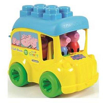 Clementoni Peppa Pig Shape Sorting Bus