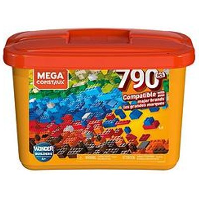 Mega Bloks Construx Kid Builders Bulk Tub Large