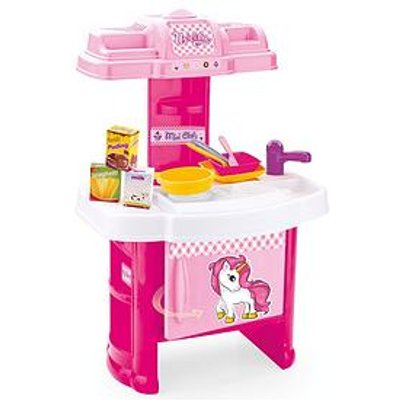 Dolu Unicorn My 1St Kitchen Set