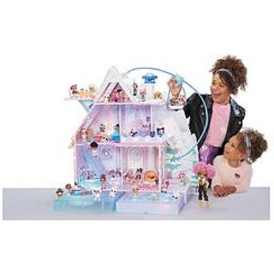 L.O.L Surprise! Winter Disco Chalet Doll House With 95+ Surprises