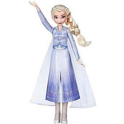 Disney Frozen Singing Elsa Fashion Doll