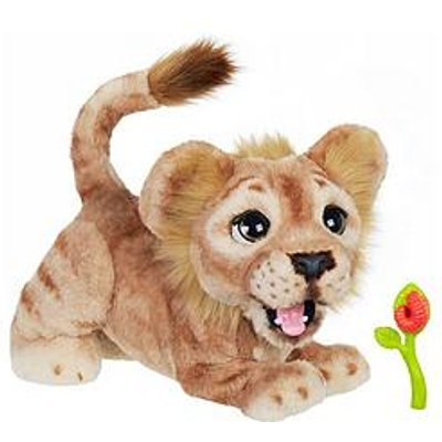 Disney The Lion King Disney The Lion King Mighty Roar Simba Interactive Plush Toy, Brought To Life By Furreal, 100+ Sound-And-Motion Combinations, Ages 4 And Up