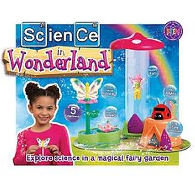 John Adams Science In Wonderland